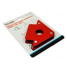 Magnetinis laikiklis suvirinimo 8.5mm kampas 11kg ,90,45,135 laips.