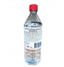 Rankų ir paviršių  dezinfekcinis skystis 0.5l