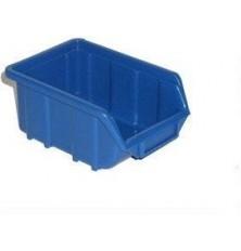 Dėžutė sandėliavimui mėlyna.160x250x129mm
