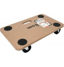 Transportavimo vežimėlis / platforma | 500x300 mm / iki 200 kg