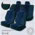 "Universalūs užvalkalai veliūriniai ""Flexus"" –Maxi (komplektas visoms sėdynėms)"