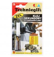 Klijai sekundiniai geliniai 2g Techniqll C-297