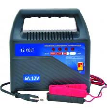Pakrovėjas akumuliatoriui 6Amp. 12V YH-BC32