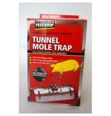 Spastai kurmiams tunelio tipo PEST - STOP TUNNEL