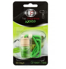Gaiviklis auto TOP FRAGRANCE GREEN TEA 5ml