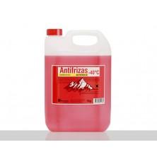 Aušinimo skystis(antifrizas-40C)raudonas5kg