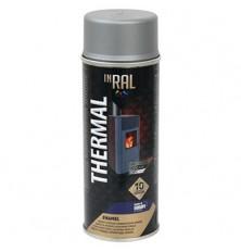 Dažai aerozoliniai INRAL THERMAL  400ml atsparūs karščiui